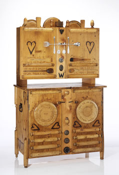 Steve Handley Unusual Handmade Furniture Designer